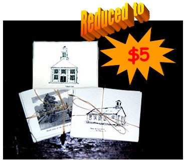 notecards edited price reduced